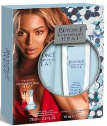 Beyonce Shimmering Heat - Zestaw (deo 75ml + b/lot 75ml) Shimmering Heat - Zestaw (deo 75ml + b/lot 75ml)