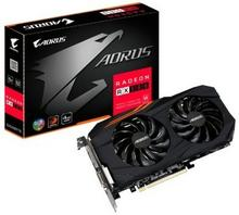 Gigabyte Radeon RX 580 Aorus OC (GV-RX580AORUS-4GD)
