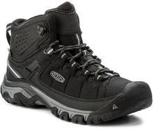Keen Trekkingi Targhee Exp Mid Wp 1017715 Black/Steel Grey
