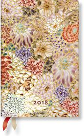 Paperblanks Hartley&Marks Publishers Ltd kalendarz książkowy 2018, Kikka Mini