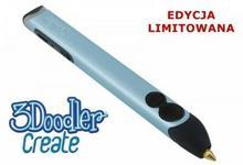 3Doodler Create niebieski
