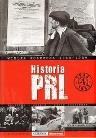New Media Concept praca zbiorowa Historia PRL. Tom 1. 1944-1945. Wielka kolekcja 1944-1989