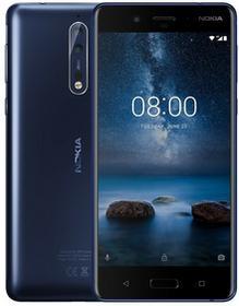 Nokia 8 Dual Sim 64GB Niebieski