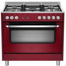 Saro 5-palnikowa kuchnia gazowa - wielofunkcyjny piekarnik elektryczny 1-10555