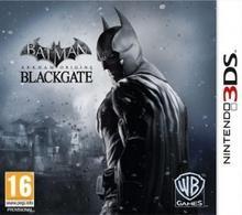Nintendo Batman Arkham Origins Blackgate 3DS