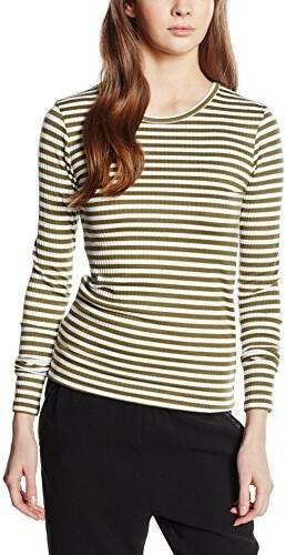 6b897ead33042 Pieces damska koszulka z długim rękawem 17073091 - 38 (rozmiar producenta   M) B017UQB7SK - Ceny i opinie na Skapiec.pl