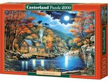 Castorland 2000 EL. Cabin by the Lake 353164