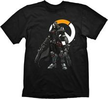 Gaya Entertainment Koszulka Overwatch Reaper Logo