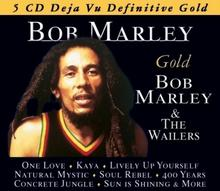 Gold 5CD Definitive CD) Bob Marley The Wailers