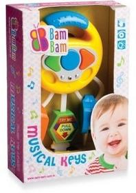Bam Bam muzyczne kluczyki 316678 Enova26591