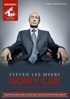 NOWY CAR Wczesne lata i rządy Władimira Putina Książka audio MP3 Myers Steven Lee