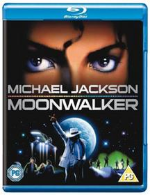 Moonwalker Limited Edition) Blu-ray) Michael Jackson