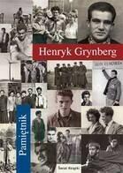 Świat Książki Henryk Grynberg Pamiętnik