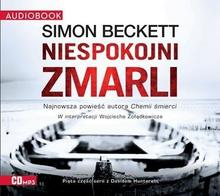 Niespokojni zmarli audiobook CD) Simon Beckett