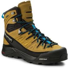 Salomon Trekkingi X Alp High Ltr Gtx GORE-TEX 400137 29 Black/Honey/Indigo Buntig