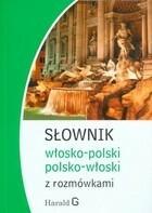 Słownik włosko-polski polsko-włoski z rozmówkami