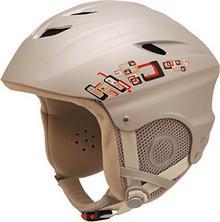 calter dzieci Pro kask narciarski srebrny XS HC-PRO-XS-2