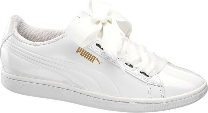 puma białe damskie