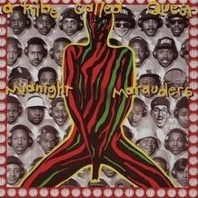 Midnight Marauders CD) A Tribe Called Quest