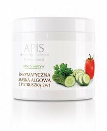 Apis Professional Moc 5 Warzyw enzymatyczna maska algowa z pietruszką 2w1 250 g
