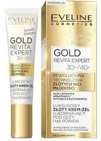 Eveline Gold Revita Expert krem-żel pod oczy 30+/40+ 15ml 53798-uniw