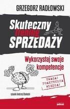 Skuteczny trening sprzedaży mobi,epub Grzegorz Radłowski