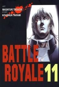 Waneko Masayuki Taguchi, Kōshun Takami Battle Royale 11