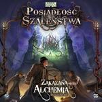 Fantasy Flight Games Posiadłość Szaleństwa: Zakazana alchemia