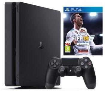 Sony Sony PS4 1TB slim +FIFA 18 Ultimate Team