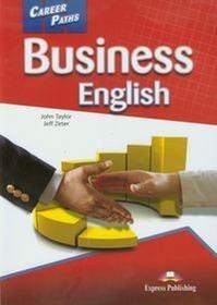 Express Publishing Career Paths Business English - Taylor John, Zeter Jeff