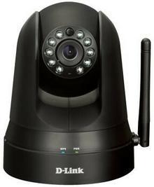 D-LINK Kamera IP DCS-5010L/E (DCS-5010L/E) Czarna
