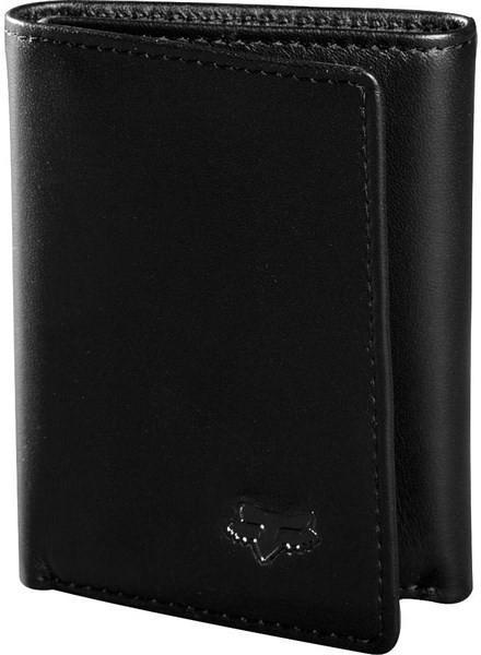 5ee5e68cd2872 FOX portfel FOX Trifold Leather Wallet Black 001) rozmiar OS – ceny ...
