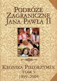 praca zbiorowa Podróże zagraniczne Jana pawła II tom 5 WIKR-100816
