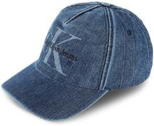 Calvin Klein Jeans Czapka Re-Issue Denim Bas K40K400038 430