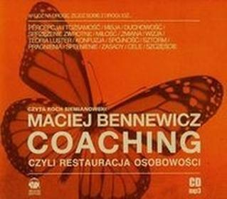 Biblioteka Akustyczna Coaching czyli restauracja osobowości (audiobook CD) - Maciej Bennewicz