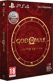 God of War Edycja Limitowana PS4