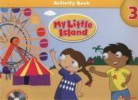 PEARSON My Little Island 3. Activity Book + Songs& Chants CD - Leone Dyson