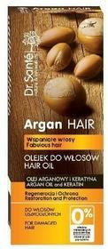 Elfa-Pharm Dr.Sante Argan Hair Olejek regenerujący do włosów uszkodzonych 50ml 815117