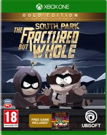 South Park The Fractured But Whole GOLD Edition PL XONE