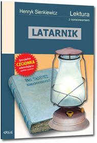 Greg Latarnik - lektury z omówieniem, szkoła podstawowa - Henryk Sienkiewicz