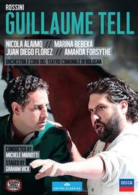 Rossini Guillaume Tell Blu-ray) Juan Diego Florez