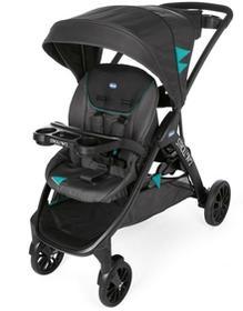 Chicco STROLL'IN'2 wózek podwójny (6 do 36 miesięcy) Octane