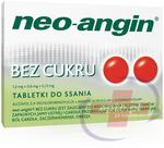 Divapharma Neo-Angin bez cukru 24 szt.