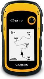 Garmin eTrex 10 żółty