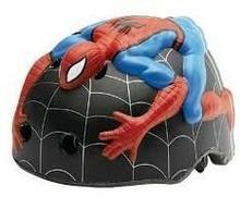 Crazy Safety Kask rowerowy Spiderman R15 XS LA-007779