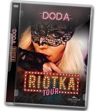 Add Media Doda. Riotka Tour. DVD Dorota Rabczewska