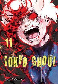 Waneko Sui Ishida Tokyo Ghoul. Tom 11