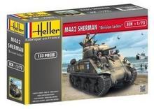 Heller M4A2 Sherman JPHLRW0CN021867
