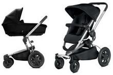 Quinny BUZZ XTRA 4 2w1 ROCKING BLACK