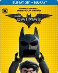 GALAPAGOS Lego Batman Film Steelbook) Blu-ray) McKay Chris